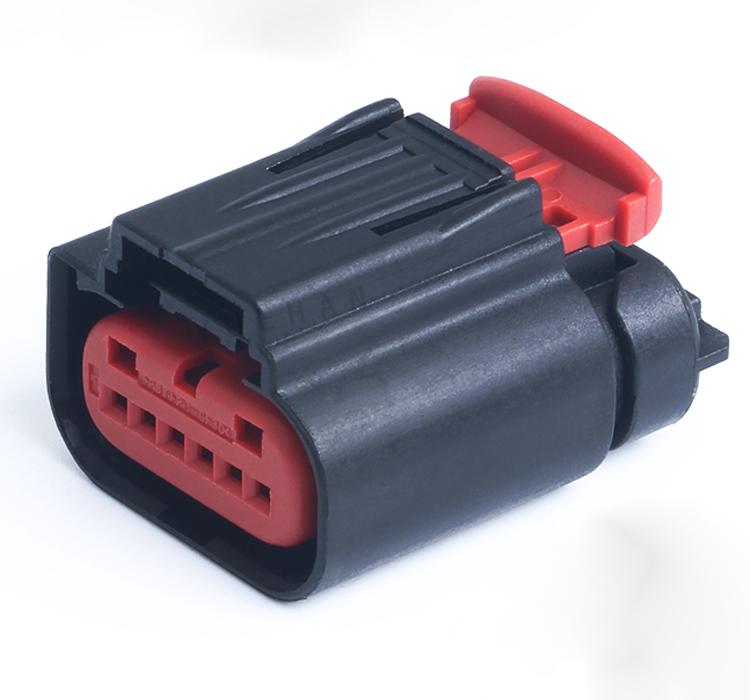 1x Connector 3-way 3 pin for MAF Mass Air Flow Sensor