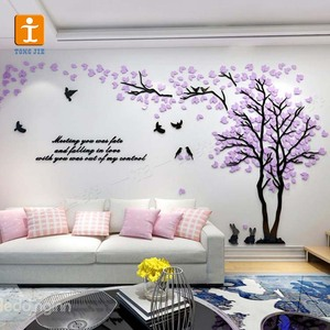 TJ Cecilia Sells Home Wall Decor, Floor Tile Stickers, Peel and Stick Tile Backsplash Stickers for Bedroom