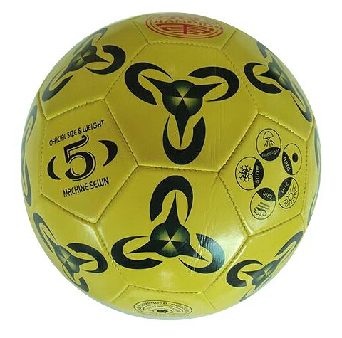 New style world cup standard cheap durable traditional trainer soccer ball