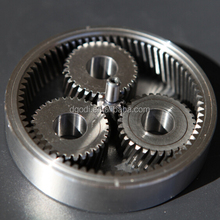 custom precision planetary gear set from dongguan gear manufacturer