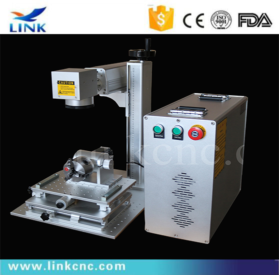 20w fiber laser marking machine high speed fibre metal engraving