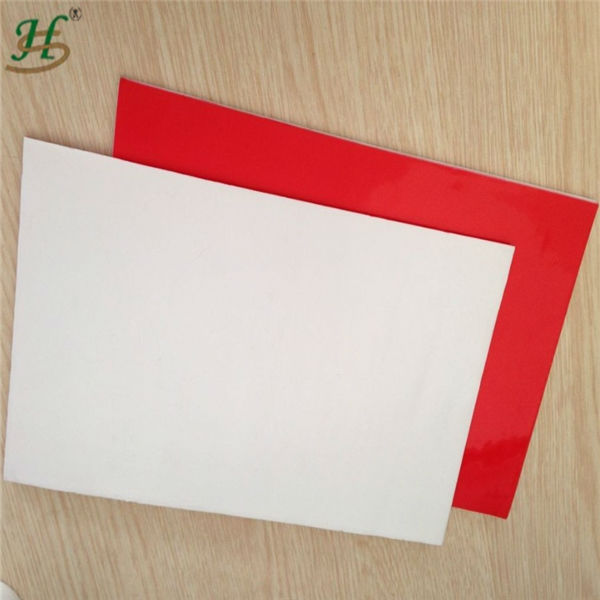 A4 paper Sized Acrylic Adhesive Double sided Foam Sheets For Permanent Bonding