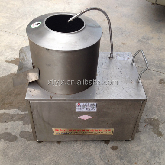 tornado potato machine for sale/Washing and peeling machine for ginger/industrial potato peel
