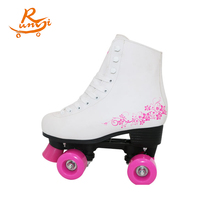 New hot sale fashion kids women quad pinky roller skating