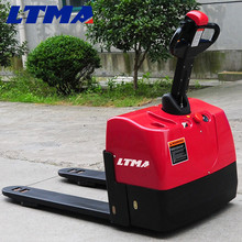 easy operation 1.5t electric pallet truck price with portable machine