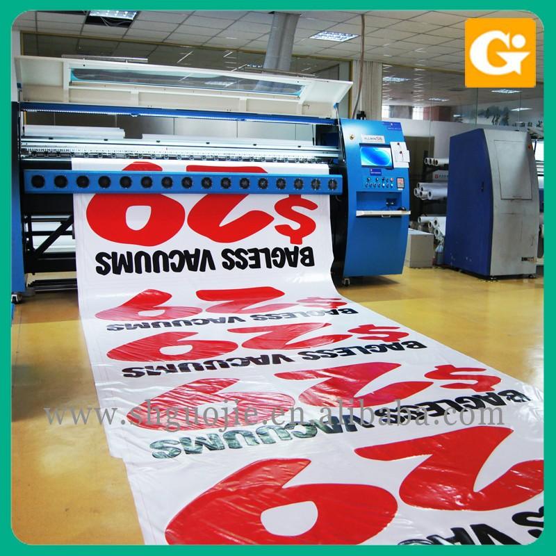 Large Banner Printing Machine Vinyl Material Printing