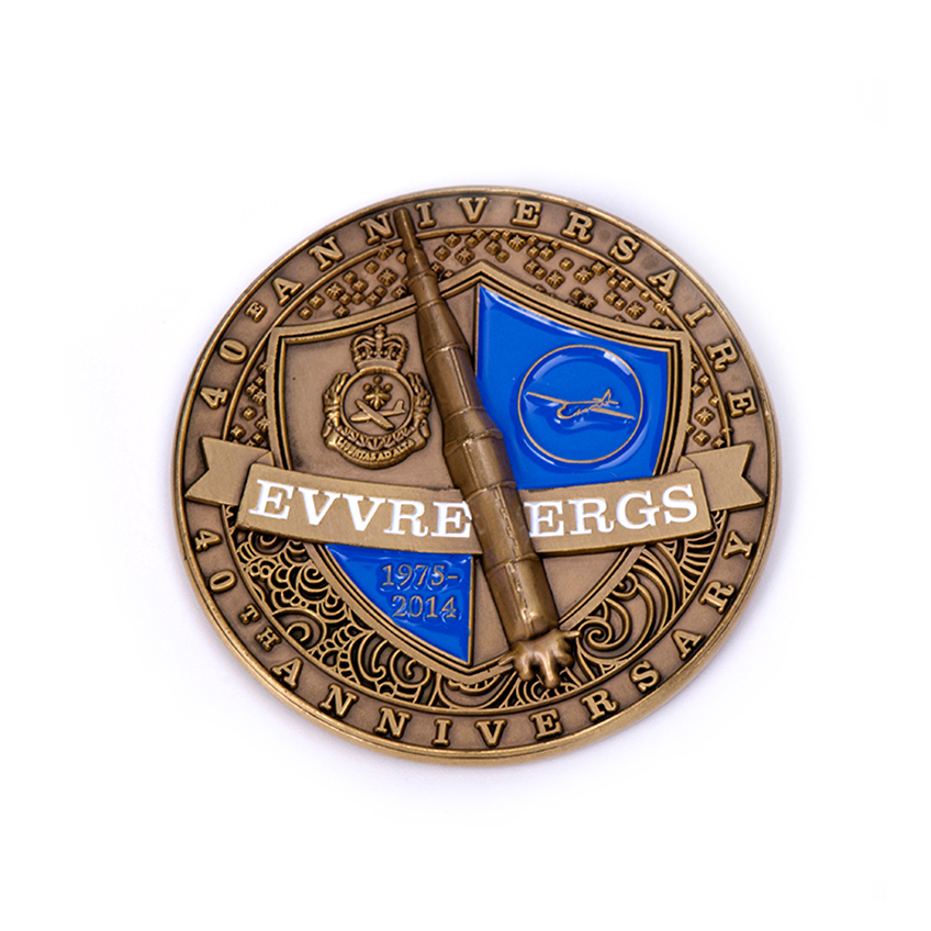 Wholesale custom military challenge coins wholesale world coins