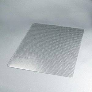 """Universal - Studded Chair Mat For Low Pile Carpet 46 X 60 Clear """"Product Category: Office Furniture/Chair Accessories"""""""