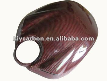 Red Carbon Kalver Tank Cover Motorcycle Body Parts Fit Buell Xb - Buy Red  Carbon Tank Cover,Fiberglass Motorcycle Parts,Carbon Fiber Xb Body Kit