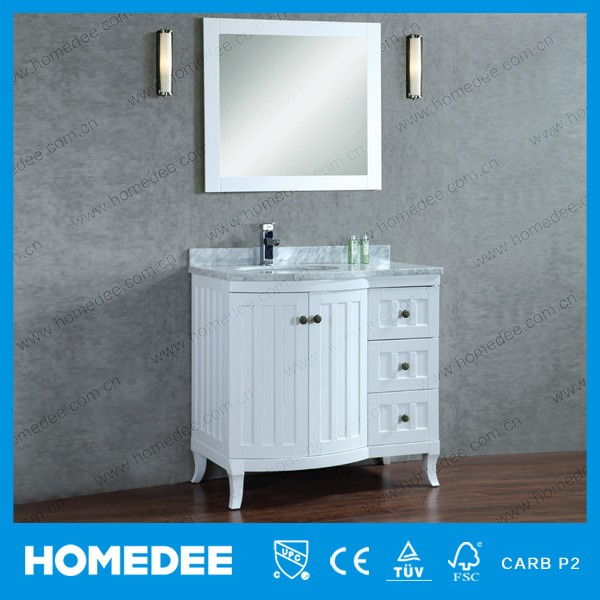 Homedee 36 Inch Vanity Combo Bathroom Cabinet White Buy Bathroom Cabinet White Bathroom Sinks