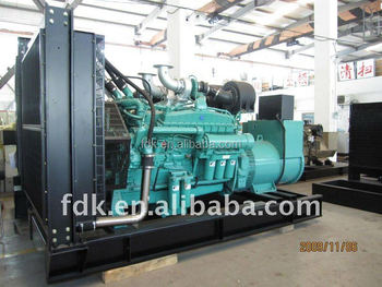 545kw used cummins engine assemble diesel generator vta28 g5 buy rh alibaba com
