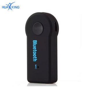 Handsfree Car Kit Bluetooth Audio Music Receiver with Volume Song Control Button