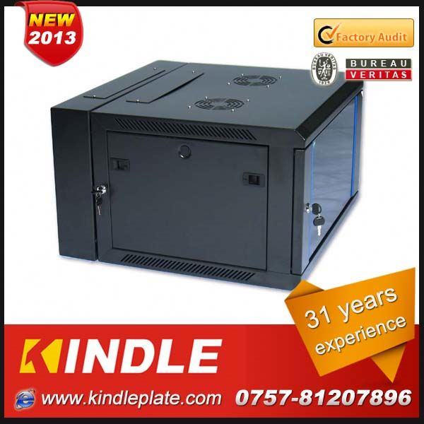 Kindle Professional telecom indoor floor standing network server rack cabinet