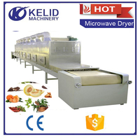 Widely Usage Industrial Microwave Dryer Oven in china