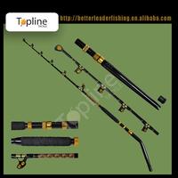 TR1003 160-200LBS bamboo fishing trolling rod