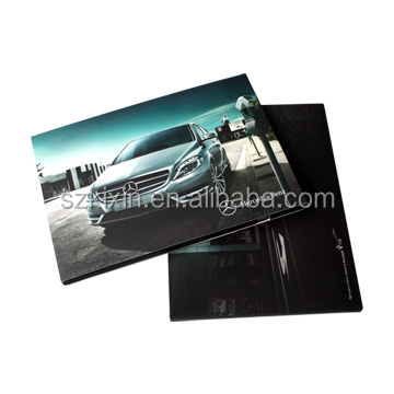 4.3 inch lcd screen Video card/lcd brochure/ video in print