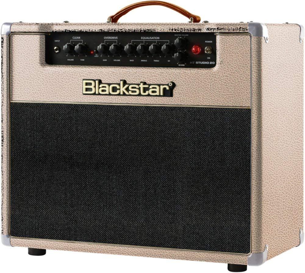 Blackstar Venue Series HT Studio 20 20W Tube Guitar Combo Amp Bronco Tan
