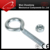 china factory eye screw/hook bolt iron eye screw hook