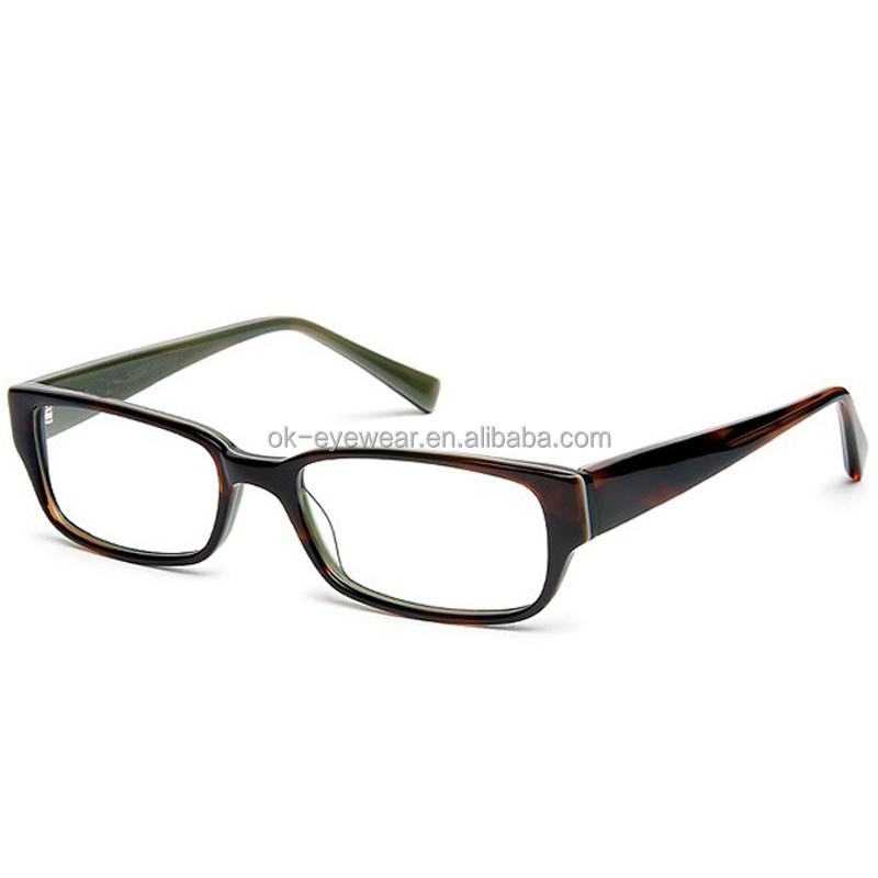 Custom tortoise frame designer eyeglass frames online fashion optical frame glasses