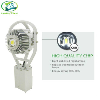 module led street light COB 50W 100W 150W 200W cross road light