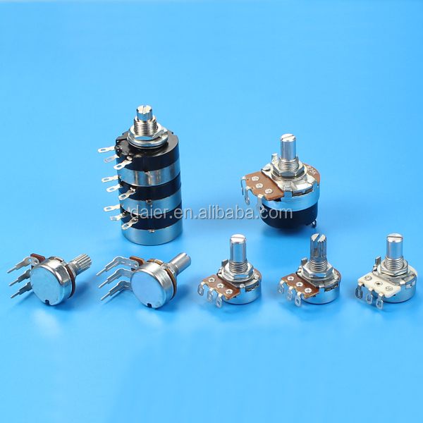 alps potentiometers