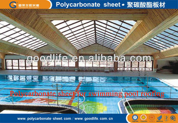 Swimming Pool Roofing - Buy Swimming Pool Roof Polycarbonate  Sheet,Polycarbonate Sheet For Swimming Roof,Pool Cover Roof Product on  Alibaba.com