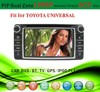 gps receiver car fit for Toyota Universal rav4 camry 2001 - 2008 with radio bluetooth gps tv pip dual zone