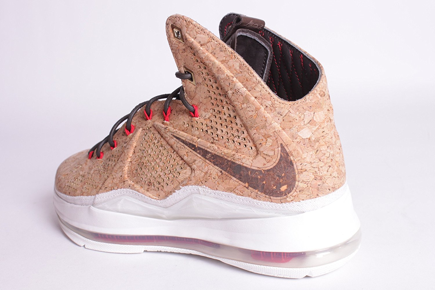 Nike Mens Lebron X EXT Cork QS Synthetic Basketball Shoes