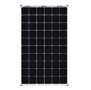 60-Cell Bifacial Mono PERC Double Glass Module transparent solar panel