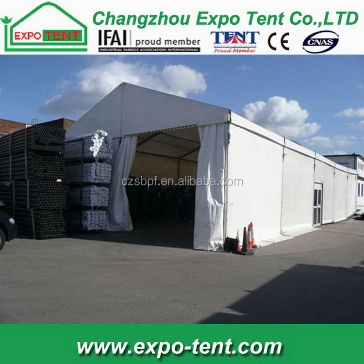 China Products Best-selling Warehouse Tent Fabric Roof