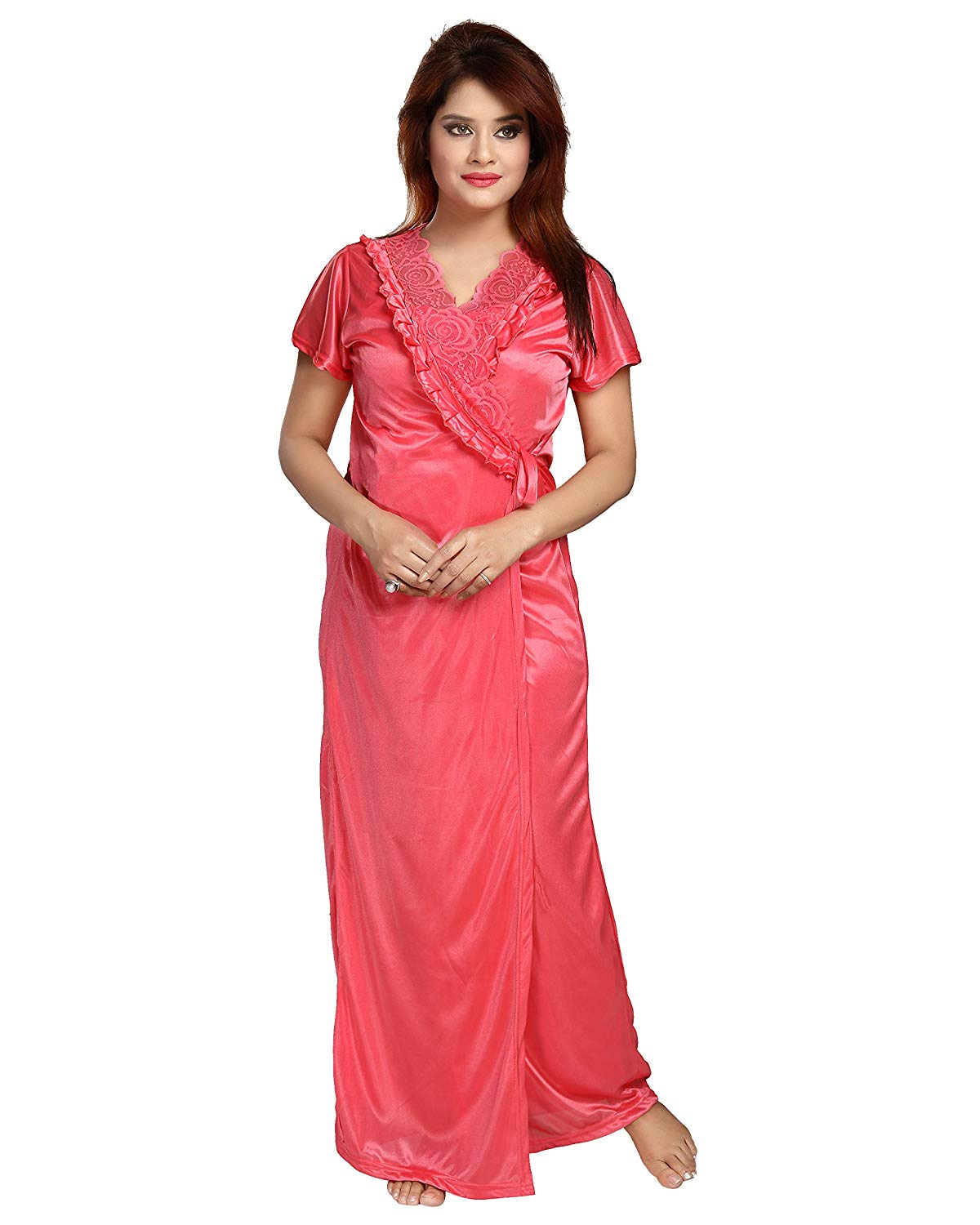 5cd513b90b Cheap satin 2 piece nighty, find satin 2 piece nighty deals on line ...