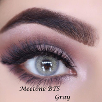 Meetone BTS newest design hot sale 1 year using color contact lens