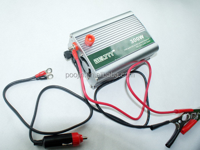 Ce & Iso Certified 300w Tronic Power Inverter & Converter Solar ...