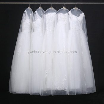 wholesale clear breathable custom printed foldable wedding dress garment bags buy high quality. Black Bedroom Furniture Sets. Home Design Ideas