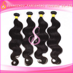 guangzhou factory human hair weave vendors new plastic hair clip