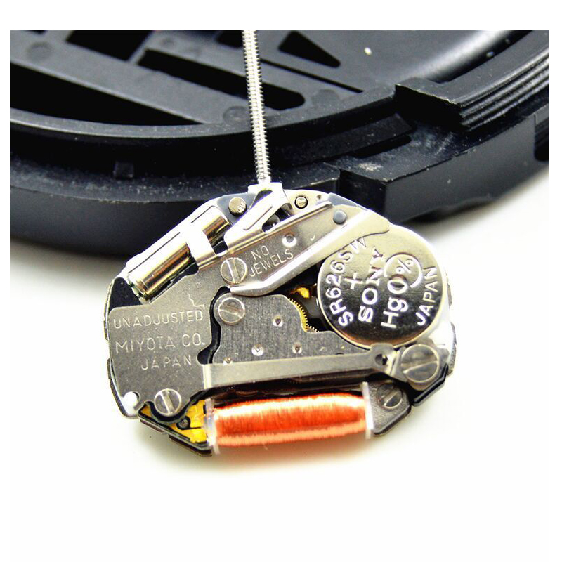 high quality japanese 2035 quartz watch movement with SR626 battery