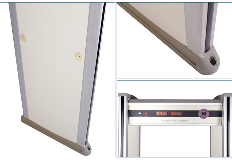 Door Frame Metal Detector,Walk Through Body Scanner For Airport Security