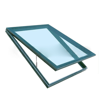 Fancy design skyview waterproof aluminum roof window skylights