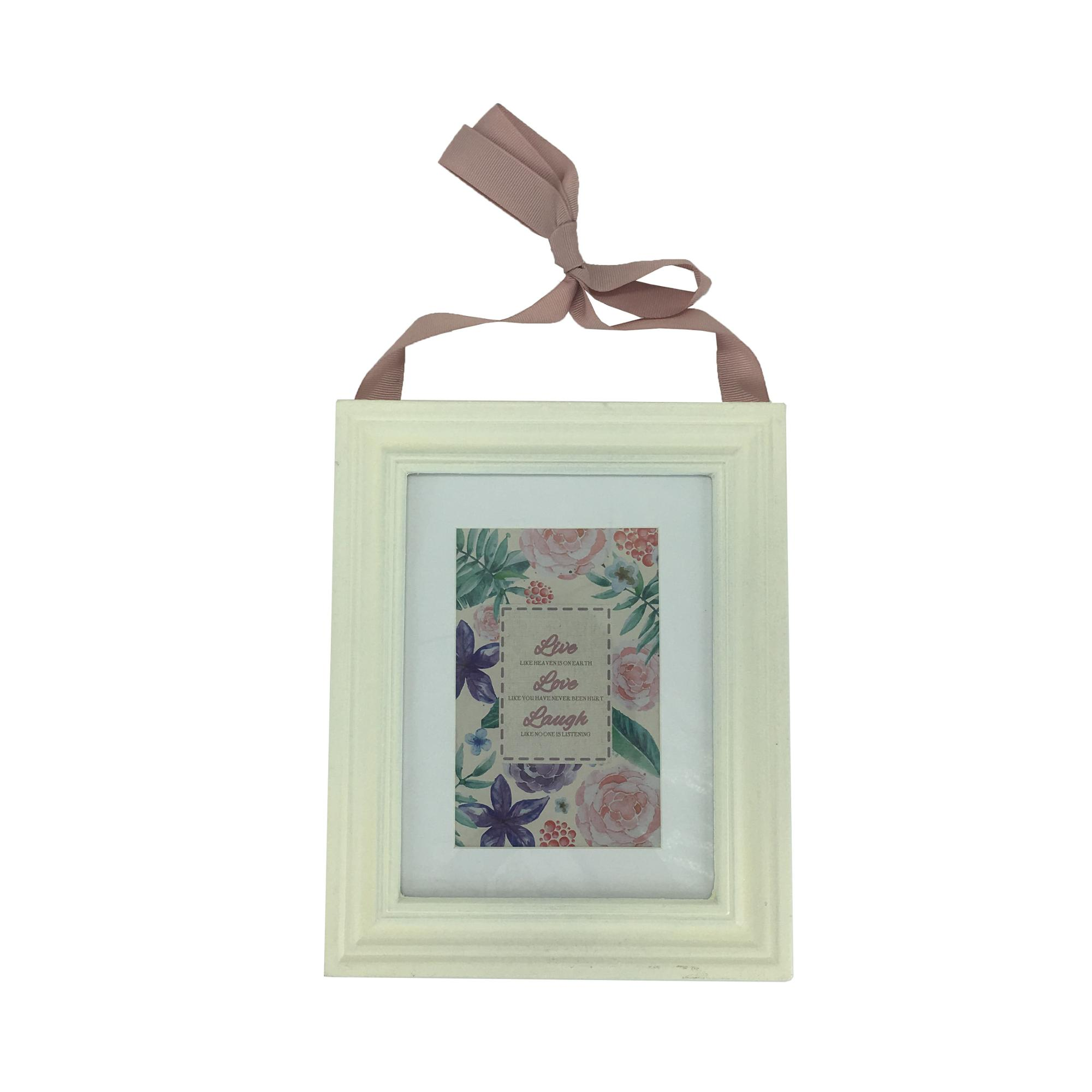 Decorative Wood MDF Hanging Picture Photo Frame