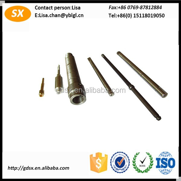 Custom difference diameter steel drive shaft,driving shaft used in moto
