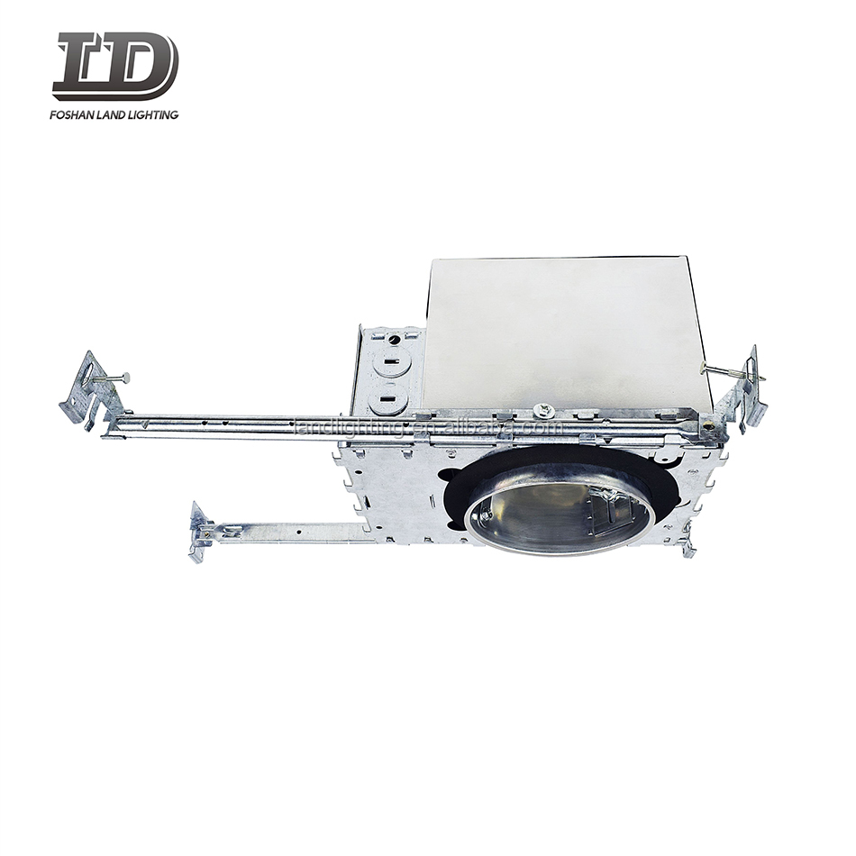 4 Inch New Construction LED Light Can Air Tight IC Housing Recessed Lights LED Downlight For Retrofit Kit cUL cETL LISTED