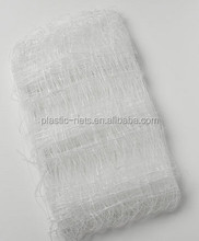 White ross plastic trellis netting for support plant to induce