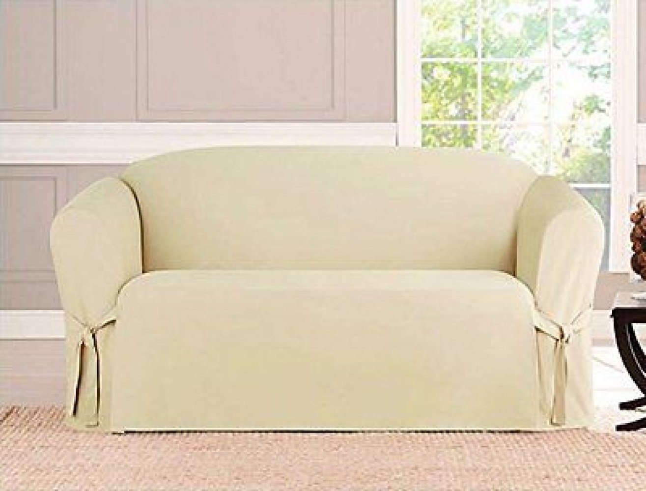 Terrific Buy Furniture Covers Reversible Sofa Protector Easy Fit Download Free Architecture Designs Viewormadebymaigaardcom