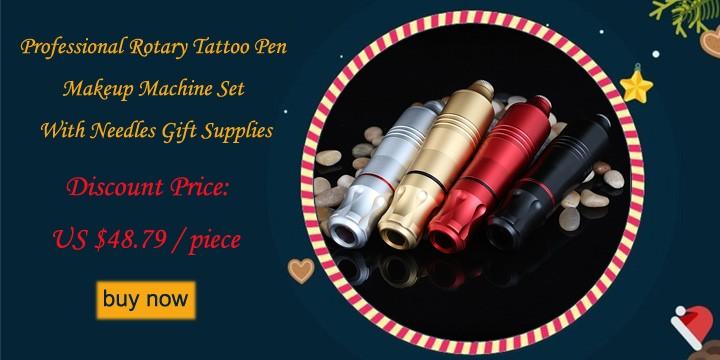Immortal Tattoo Inks For Body 0.16oz 10 Colors Set tattoo supply 18
