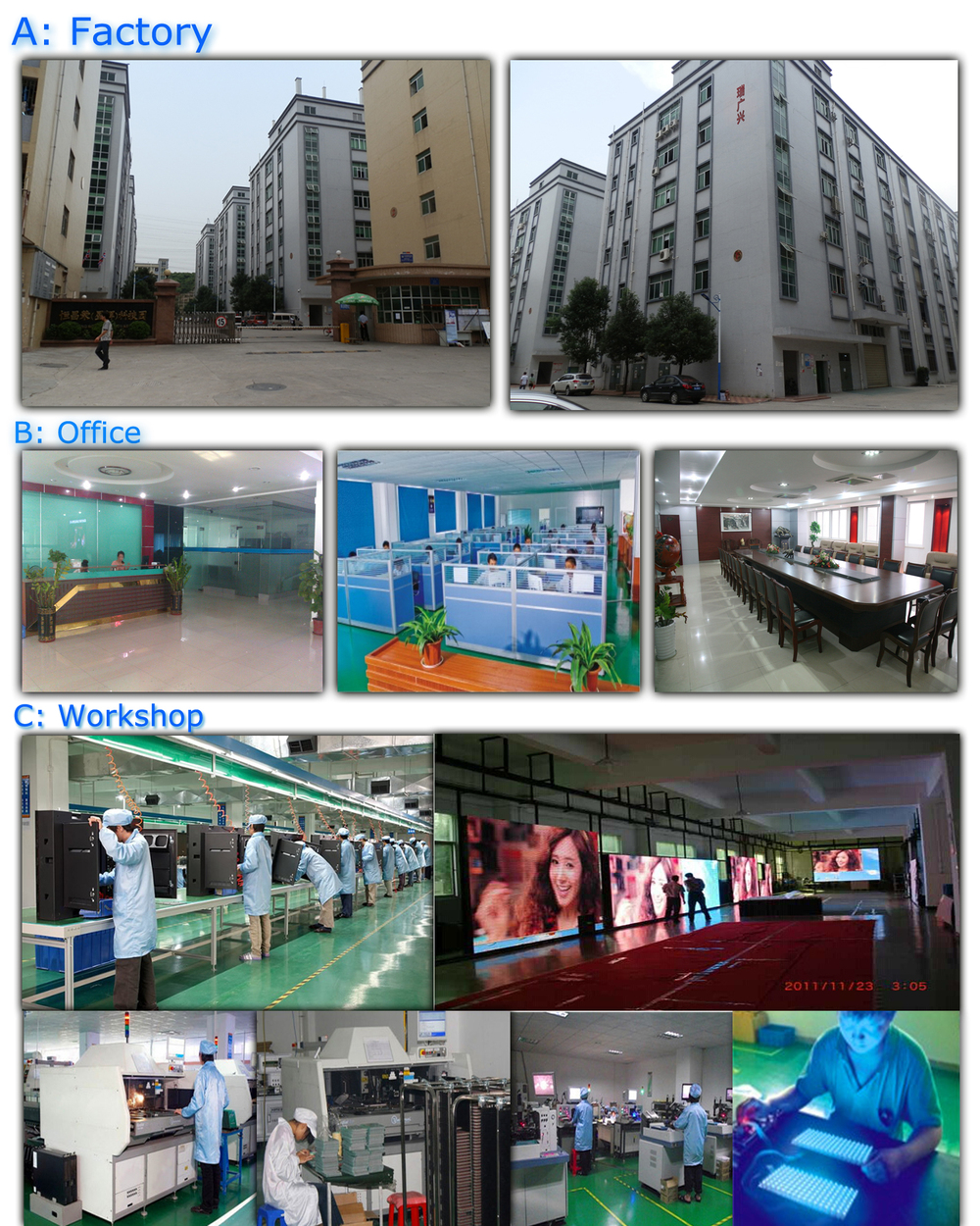 Rgx Full Led Monochrome Screen/video Xxx Wall/oled/screen/leddance ...