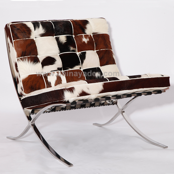 Knock Off Barcelona Chair barcelona chair in cowhide, barcelona chair in cowhide suppliers