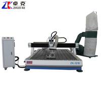 without base wood mdf cnc engraving machine cnc router machine 6090/1212/1218/1224 with pci ncstudio control system 2.2kw