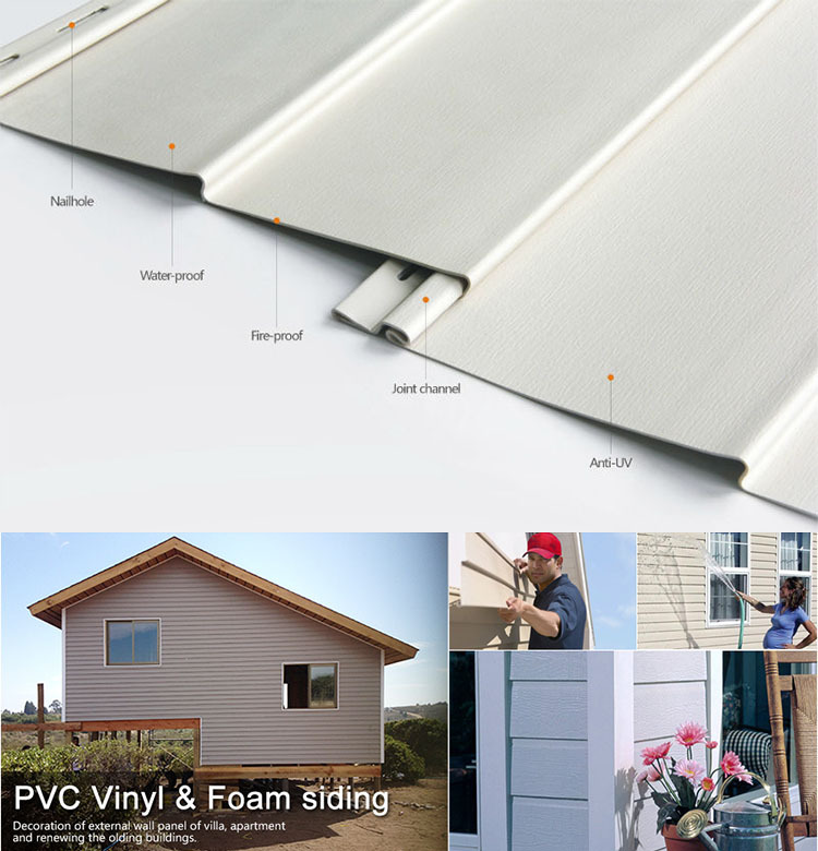 Decorative Exterior Wall Cladding Window Trim Sill View