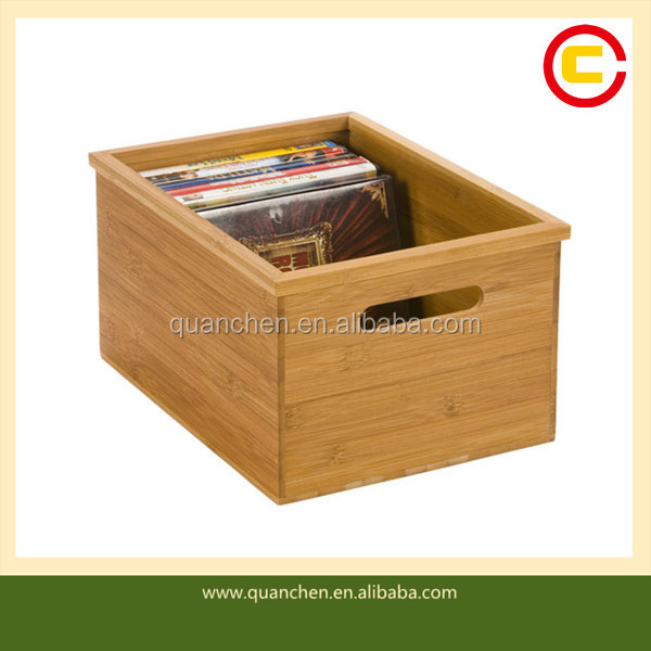 Wood Dvd Storage Box, Wood Dvd Storage Box Suppliers And Manufacturers At  Alibaba.com