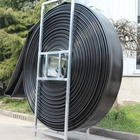 China 12'' TPU lay flat hose for sale in oil and gas field